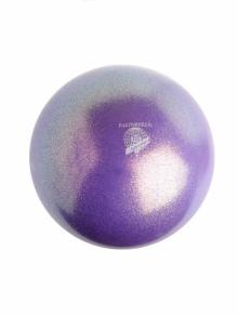 Мяч PASSTORELLI glitter HV аквамарин