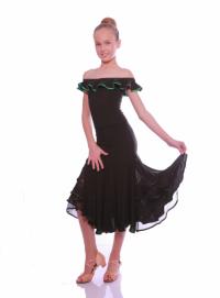 Юбка для танцев латино