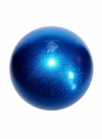 Мяч PASSTORELLI glitter HV синий