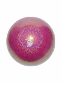 Мяч PASSTORELLI glitter HV малиновый BABY