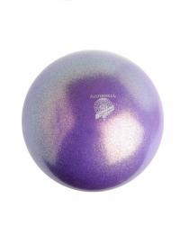 Мяч PASSTORELLI glitter HV Сиреневый АВ