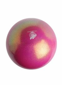 Мяч PASSTORELLI glitter HV королевский пупрпурный
