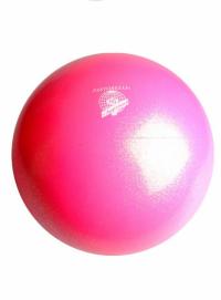 Мяч PASSTORELLI glitter HV розовый флуоресцентный