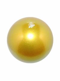 Мяч PASSTORELLI glitter HV золото